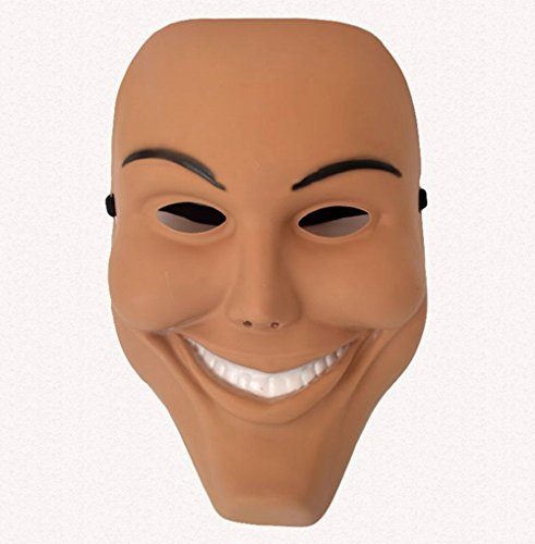 Gmasking PVC The Purge Anarchy James Sandin Mask Halloween (Girl Purge)
