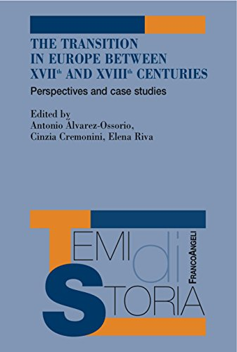 Amazon the transition in europe between xvii and xviii the transition in europe between xvii and xviii centuries perspectives and case studies by fandeluxe Images