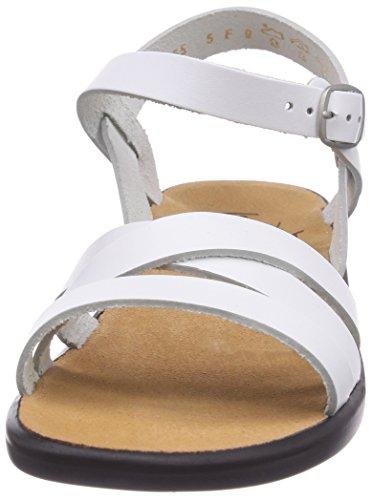 Ganter Women 3-202810-04760 Open Toe Sandals White (Weiss 0200) x76mZo88Jf
