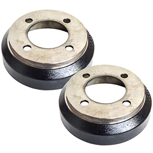 2PK Club Car DS Precedent Brake Drum 4263 & 1011137