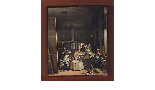Amazon.com: Las Meninas -Diego Velázquez, Museo del Prado ...