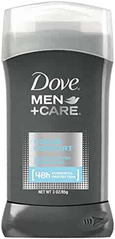 Dove Men+Care Deodorant Stick, Clean Comfort, 3 oz