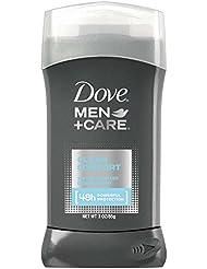 Dove Men+Care Deodorant Stick, Clean Comfort, 3 oz (...