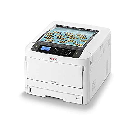OKI C824dn Color 1200 x 600 dpi A3 - Impresora láser (LED, Color ...