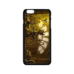 SANYISAN Artistic antique house Cell Phone Case for Iphone 6