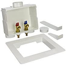 Eastman 60245 1/2-in PEX Dual Outlet Washing Machine Outlet Box