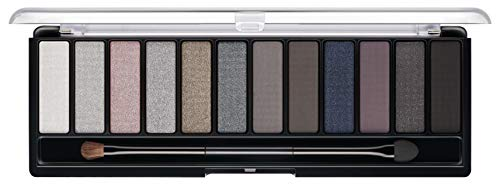Rimmel Magnif'eyes Eye Palette, Smoke Edition (Best Eyeshadow For Gray Eyes)