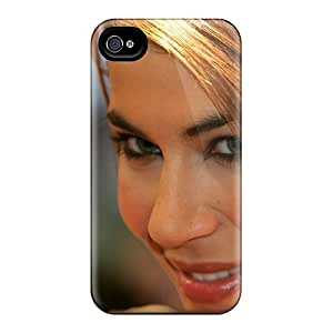 Special JerryDonB Skin Case Cover For Iphone 4/4s, Popular Girls Models Tomb Raider Phone Case