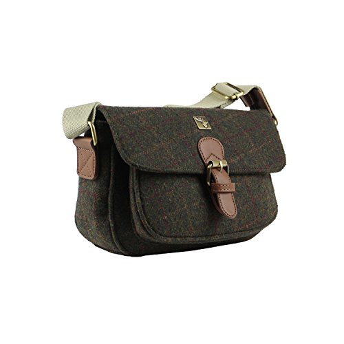 Satchel Brown Small Tweed Tweed Small Check Brown Check Satchel 7dwx7g