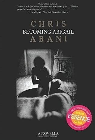 book cover of Becoming Abigail