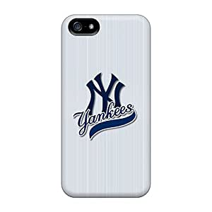 Cases Covers Compatible For Iphone 5/5s/ Hot Cases/ New York Yankees