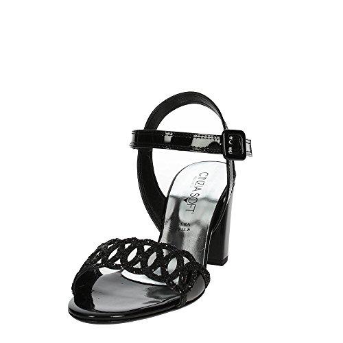 IBB356 GV Cinzia Sandal Damen 002 Schwarz Soft 4z4qS