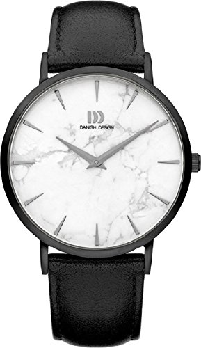 Danish Design Watch Stainless Steel Marble DialIQ52Q1217