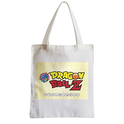 Große Tasche Sack Einkaufsbummel Strand Schüler Dragon Ball Z DBZ manga