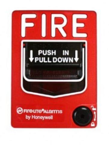 FIRE-LITE ALARMS BG12LX ADDRESSABLE PULL STATION