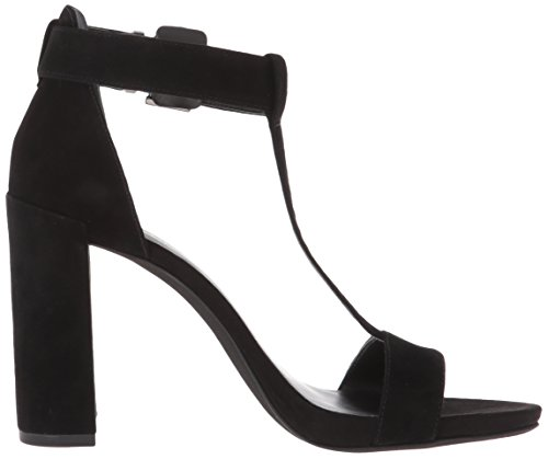 Cole York Sandalo Kenneth Margherita Nero Camoscio New Donna Vestito pf4wWwqdn6