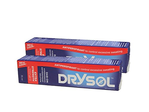Drysol Dab On - Extra Strength 20% 35mlx2boxes Drysol Dab On - Extra Strength 20% 35mlx2boxes (Best Medication For Hyperhidrosis)