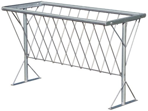 Behlen Country 76021908 Galvanized Hay Rack for 5-Feet Horse Feed Bunk by Behlen Country