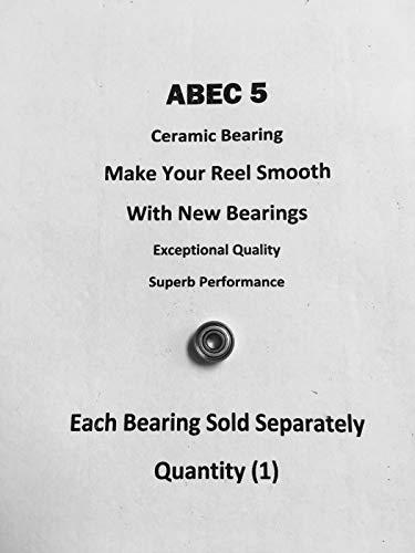 (Penn Squall 15 55-113H ABEC5 Ceramic Bearing .125 x .375 x .156#19)