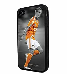 Zheng caseZheng caseSoccer MLS STUART HOLDEN 22 HOUSTON DYNAMO SOCCER CLUB FOOTBALL FC, Cool iPhone 4/4s / 4s Smartphone Case Cover Collector iphone TPU Rubber Case Black