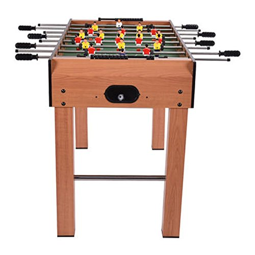 Goplus 48'' Foosball Table Competition Game Soccer Arcade Sized Football Sports Indoor by Satunsell (Image #3)