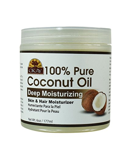 Okay Coconut Hair Skin Ounce product image