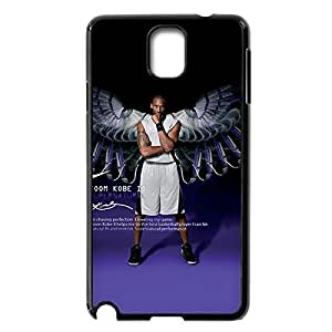 Innovation Design Basketball Never Stops Hard Shell Phone Case Lightweight Printed Case Cover for Samsung Galaxy Note 3 N9000 Black 021311