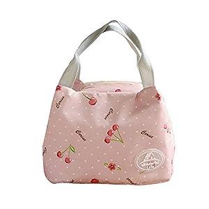 fablcrew Borsa a pranzo portatile borsa pasto Lunch Bag termica termico isolato per Ecole Ufficio Viaggio Picnic 1 spesavip