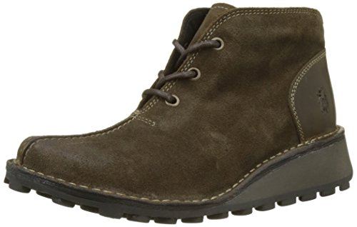 Mili946fly Stiefeletten Fly Braun Womens Olive Sludge 006 London E6wqBa