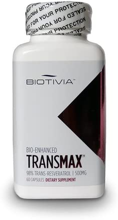 Amazon Com Transmax Biotivia 500mg Of Pure Natural Trans