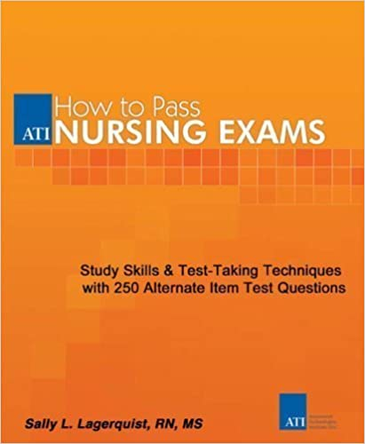 Book How To Pass Nursing Exams 3rd Edition by Lagerquist, Sally L (2006)
