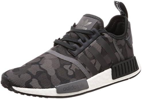 purchase cheap 810cb e797e adidas Men's NMD_R1 Shoes, Core Black/Grey Four/Grey Five, 8 ...