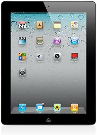 Apple iPad 2 MC769LL/A 9.7-Inch 16GB (Black) 1395 - Certified Refurbished