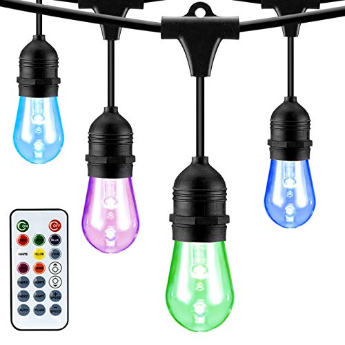Led Patio Lights String in US - 3