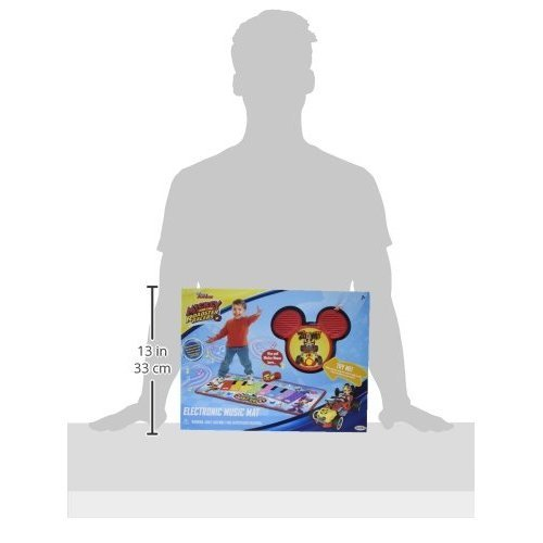 Mickey and the Roadster Racers Electronic Music Play Mat, Multicolor by Mickey and the Roadster Racers (Image #5)