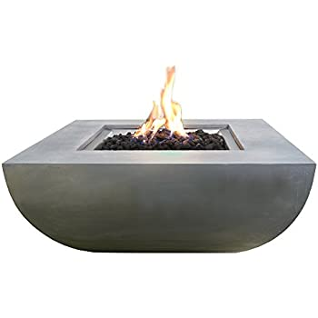 "Amazon.com : Modeno 33.9"" Propane Fire Pit Table Outdoor"