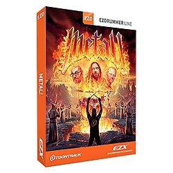 Toontrack Metal! EZX (boxed)