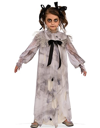 Scary Little Girl Halloween Costumes - Rubie's Costume Child's Sweet Screams Costume,
