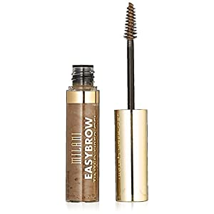 Milani Easy Brow Tinted Fiber Gel, Taupe, 0.14 Ounce