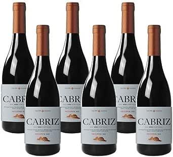 Cabriz Reserva - Vino Tinto - 6 Botellas: Amazon.es: Alimentación y bebidas