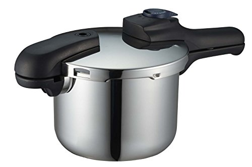 3.5l H-5040 Pressure Cooker Switched Parukinzoku Quick Eco Bottom Layer 3 by Parukinzoku (PEARL METAL)