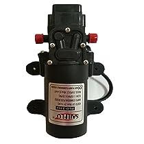 SAILFLO 12V DC Water Pressure Diaphragm Pump Pressure Pump for Caravan/RV/Boat/Marine