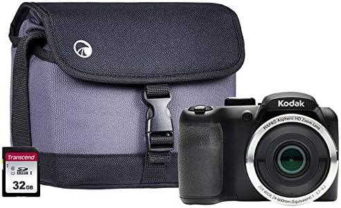 Kodak Pixpro Az252 Astro Zoom Bridge Kamera Inkl 32gb Kamera