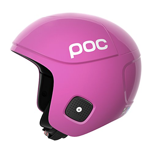 POC - Skull Orbic X SPIN, High Speed Race Helmet, Actinium Pink, X-Small by POC