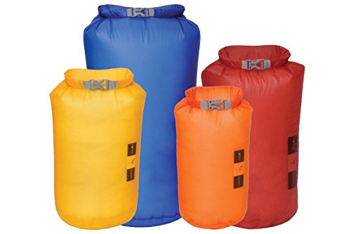 Exped Fold-Drybag XS-L UL 4 Pack multi, XS-L