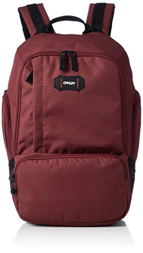 Oakley Men's Street Organizing Backpack, Iron Red, One Size fits All by Oakley