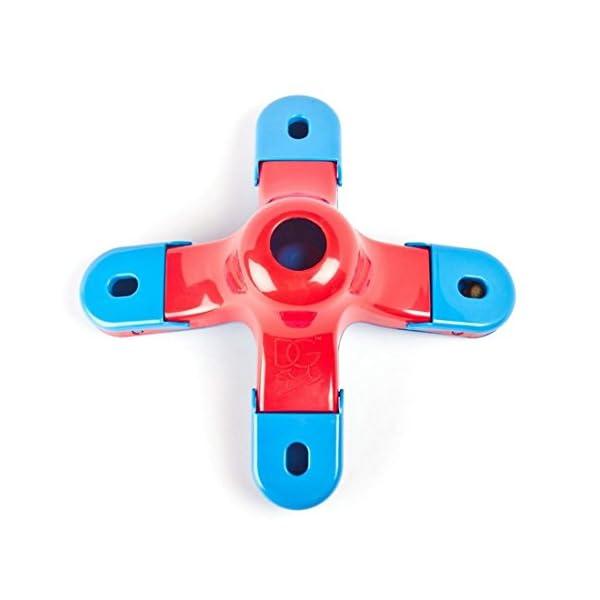 CLKJCAR Dog Training Toys, Dog Educational Toys Dog Feeder Puzzle Dog Food Toy Dog Toys Slow Feed Bowl 4