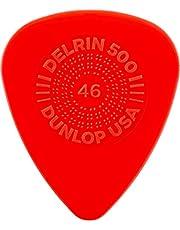 Dunlop Delrin 500 Prime Grip .46mm Guitar Picks (450P.46)