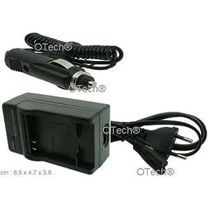 CANON-Cargador para DV ZR100