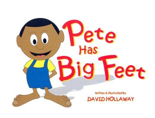 Download Pete Has Big Feet pdf epub